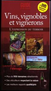 Guide on natural wines. Vin, Vignoblesaet Vignerons
